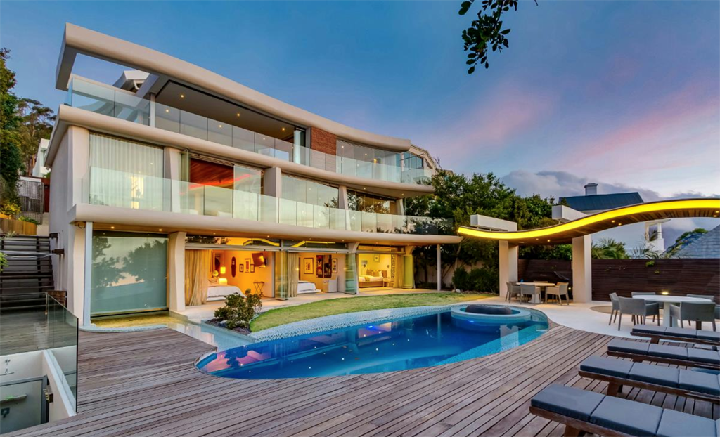 The top 10 most expensive streets in south africa where you can pay up to r95 000 per square metre for According to jim the swimming pool