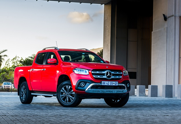 Review Can The Mercedes Benz X Cl Bakkie Perform As A Daily Family Vehicle Wheels24