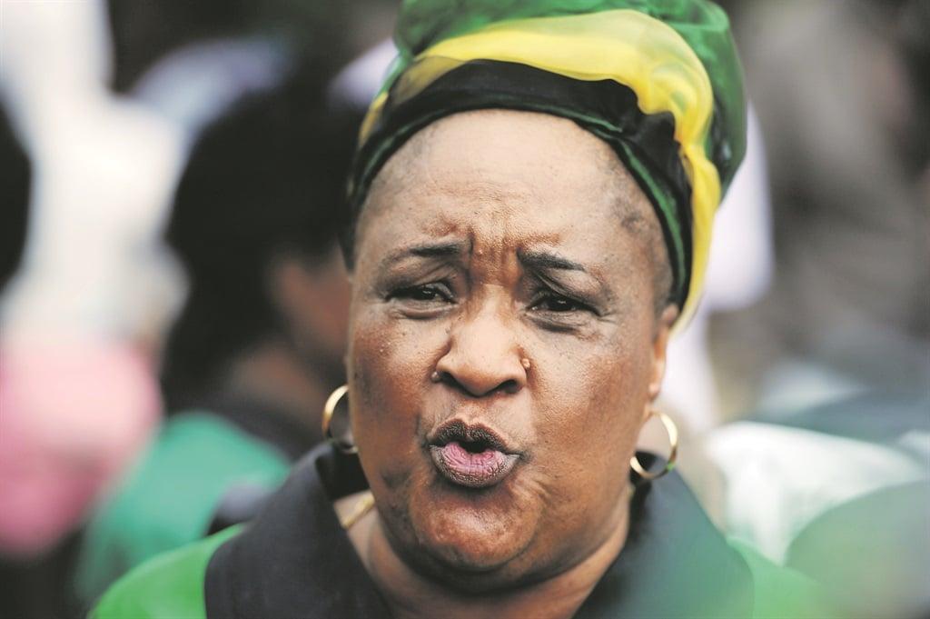 independentFree State Premier Sisi Ntombela
