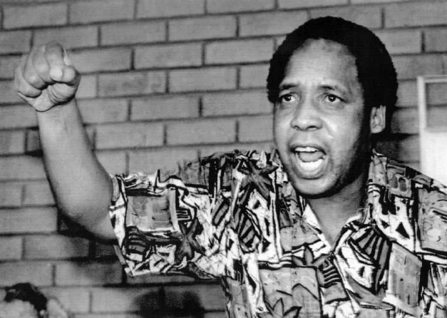 Struggle icon Chris Hani was a fierce opponent of the apartheid government. (File, Gallo)
