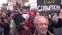 WATCH: Anti-corruption march sweeps across SA