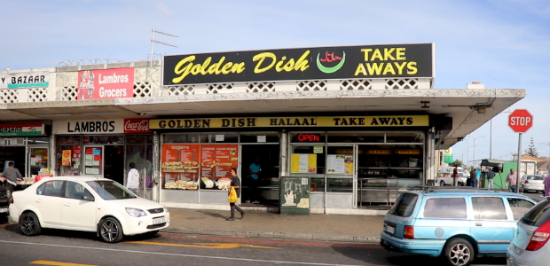 golden dish in cape town