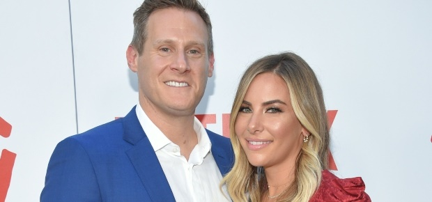 Trevor Engelson and Tracey Kurland