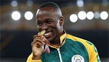 WATCH: Team SA dazzles at the Commonwealth Games
