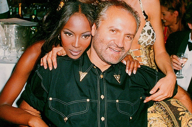 Naomi Campbell shares rare photo of daughter dressed in Versace on anniversary of Gianni's death - News24