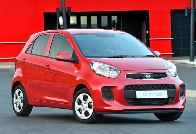 budget kia picanto ls in sa price gallery wheels24. Black Bedroom Furniture Sets. Home Design Ideas