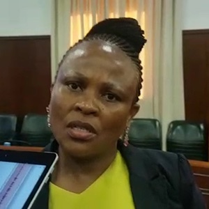 Public Protector Busisiwe Mkhwebane appeared before the Portfolio Committee on Justice.