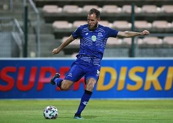 Jeremy Brockie leaves Maritzburg United