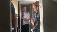WATCH: Hero US pilot praised for safely landing flight after engine blows, passenger sucked out of window