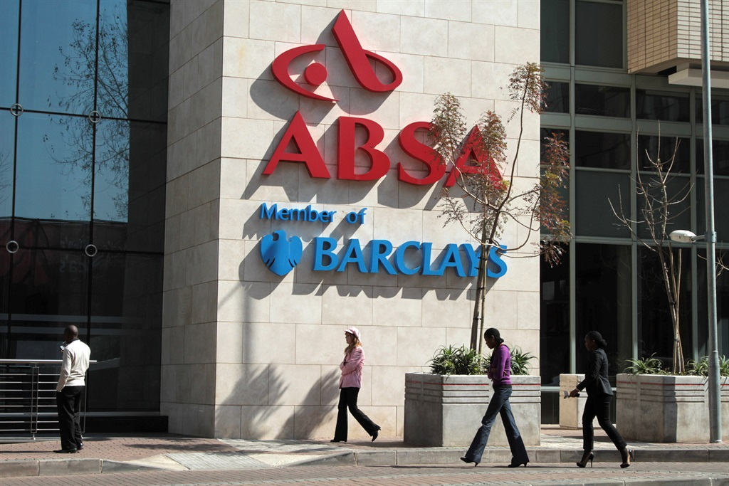 Absa headquarters in Johannesburg. Picture: Nadine Hutton/Bloomberg/Getty Images