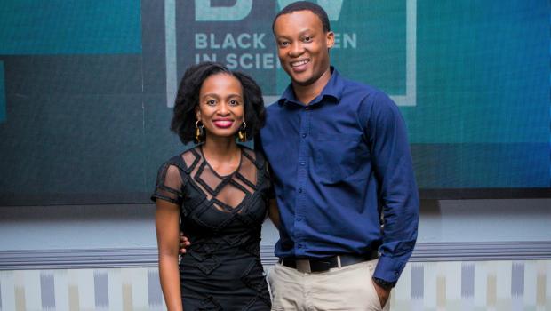 Ndoni Mcunu and Philani Mthembu. Image provided