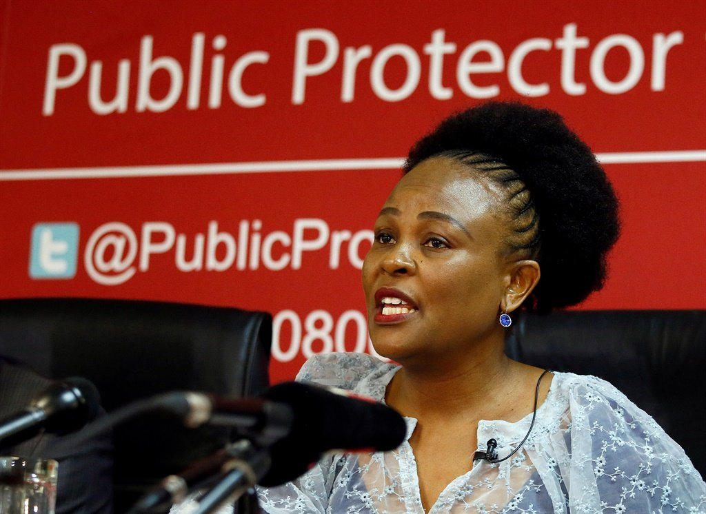 Mkhwebane fights to keep Sars 'rogue unit' report | City Press