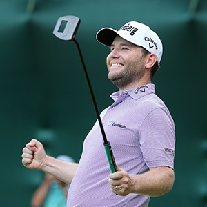 Branden Grace (Supplied)