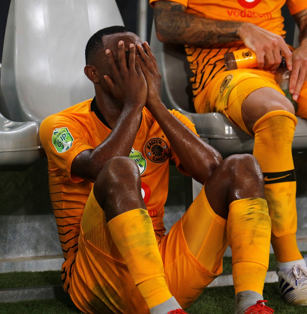 Bernard Parker after the Nedbank Cup final match between Kaizer Chiefs and TS Galaxy on May 18, 2019. Picture: Anesh Debiky/Gallo Images