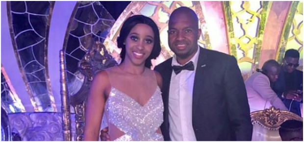 Watch Sbahle Mpisane Posts Adorable Video Of Her And Itumeleng Khune Channel