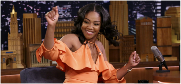 Tiffany Haddish on Drake