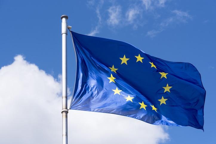 EU Flag. (iStock)