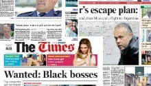 NEWSPAPERS: Pistorius, Krejcir & transformation