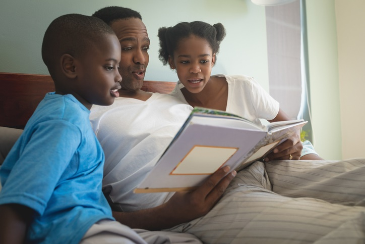 Award-Winning Bedtime Stories  specially designed to help you connect more deeply with your children because the last 20 minutes of every day are precious.