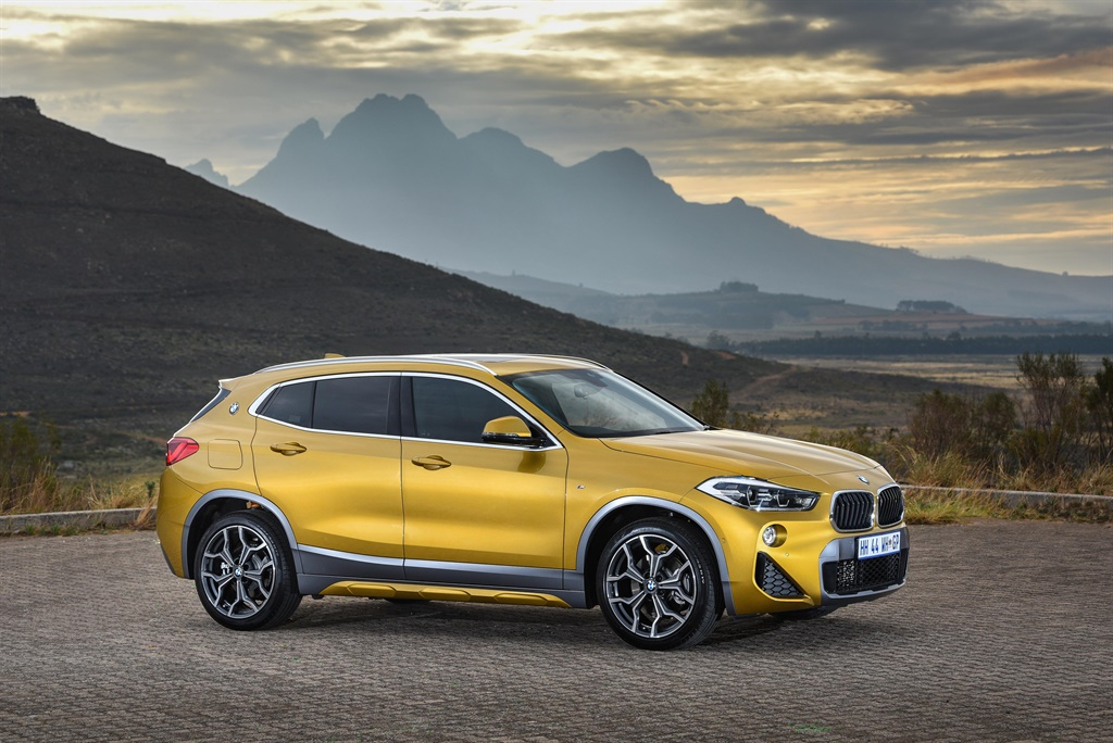 The Five Big Differences Between The Bmw X1 Vs X2