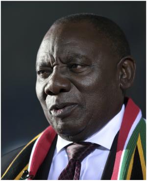 Cyril Ramaphosa: SA's President and biggest Ankole farmer