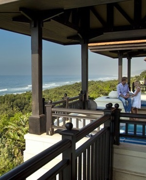 Zimbali north of Durban (Supplied)