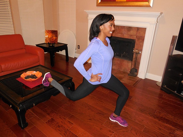 sitting room exercise