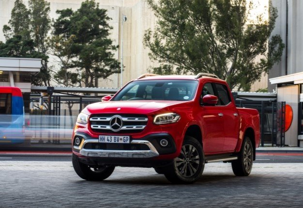 Mercedes Benz X Class Has Arrived In Sa Here S What We Know About