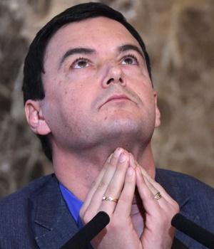 French economist Thomas Piketty. (AFP)