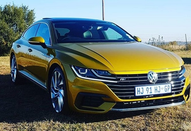 Grand Auto Sales >> We drive the new Arteon in Joburg: This is the premium sedan VW hopes to battle the 3 Series, C ...