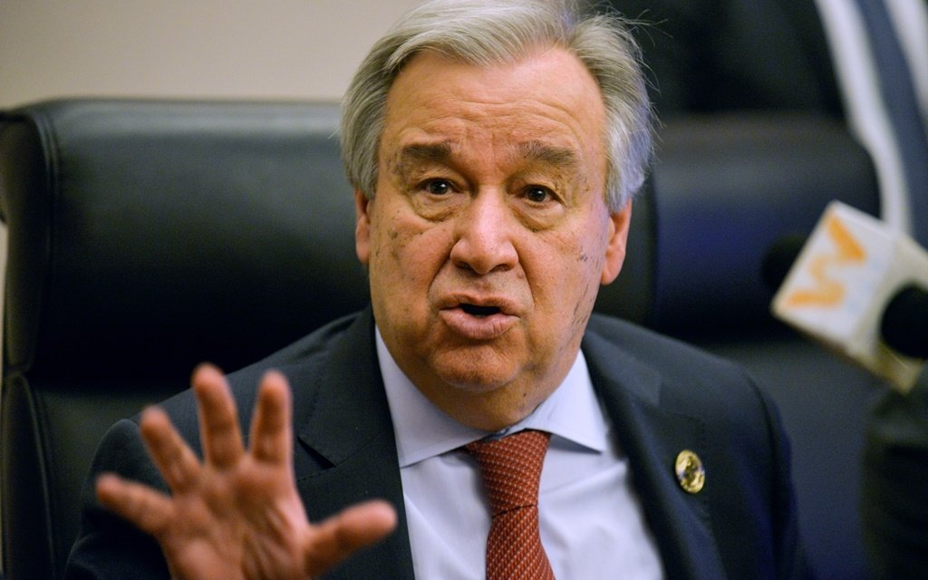 'Coal has no place in Covid-19 recovery plans,' says United Nations chief