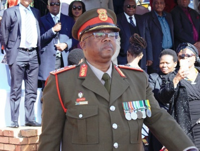 New SANDF chief Thabiso Mokhosi dies after one month in job