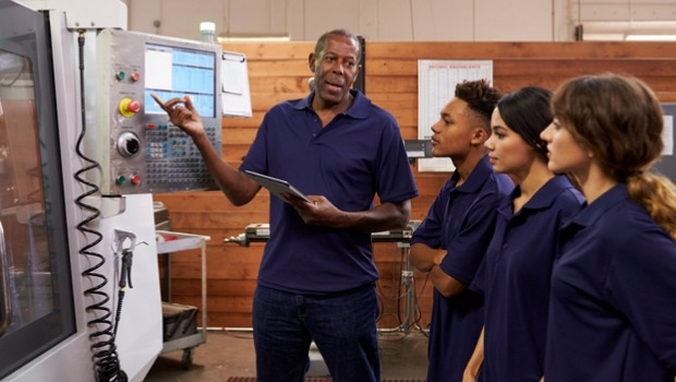 By offering real life work experience to young people, companies are actively participating in job creation. Picture: iStock