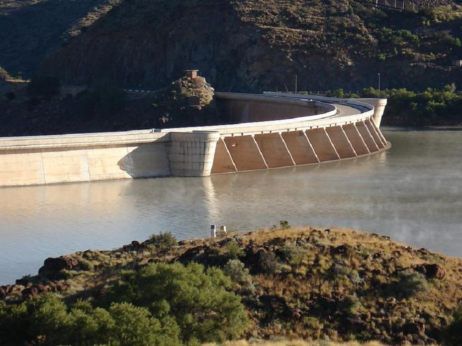 Vanderkloof is the second largest dam in South Africa. Picture: Volksblad