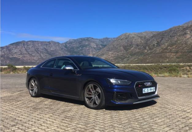 DRIVEN Audi RS Coupe Wheels - Parker audi