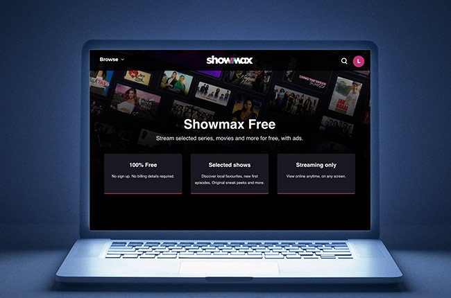 Showmax launches a free version for non-subscribers.