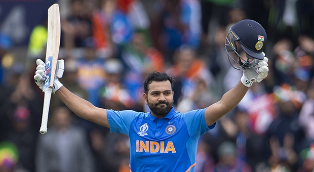 Rohit Sharma (Getty Images)