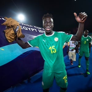Africa Cup of Nations rematch odds against Senegal   Sport24