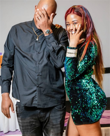 "BABES & MAMPINTSHA ""SECRETLY MARRIED & PREGNANT"""