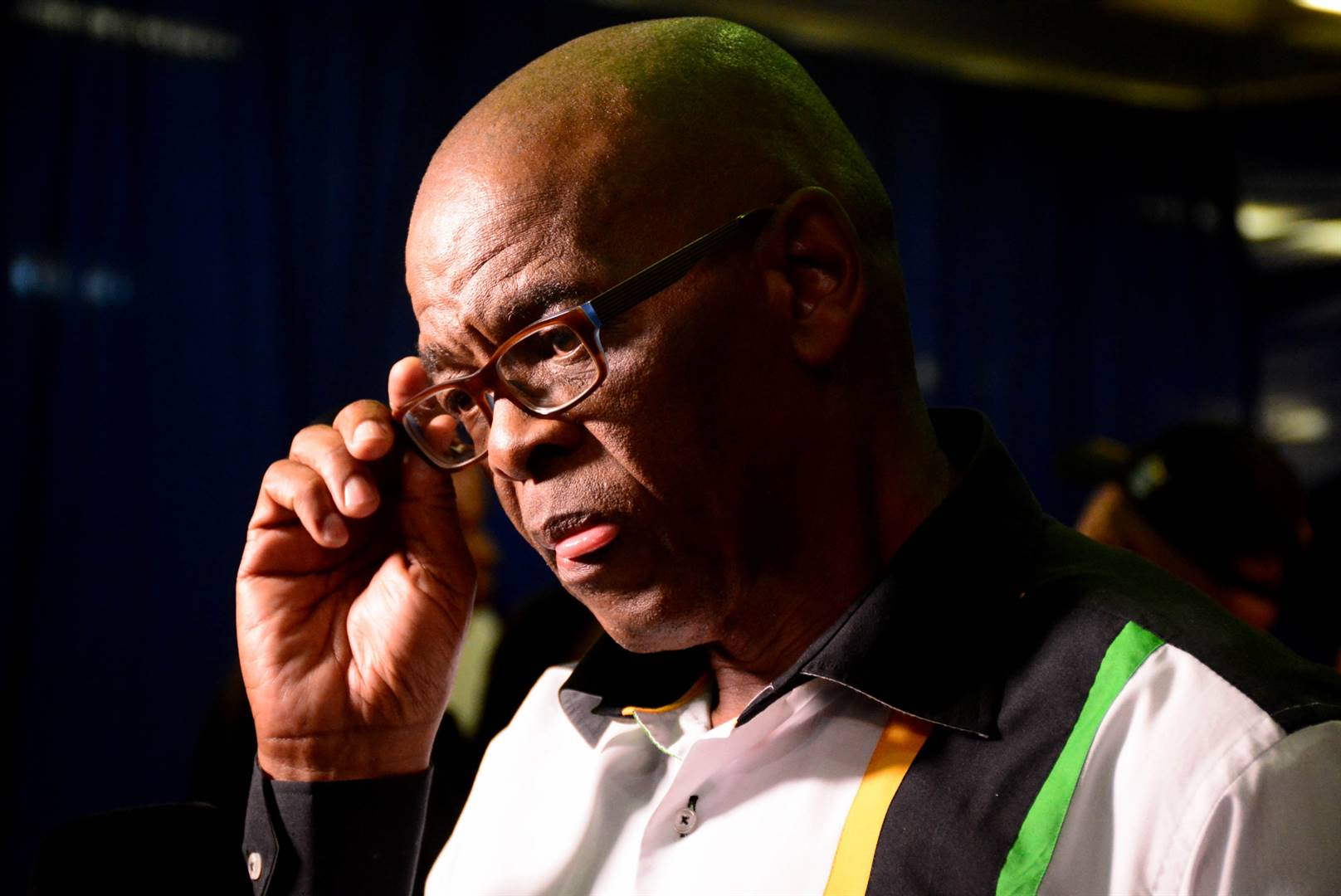 Project 2021: Ace Magashule on a mission to get answers in Nelson Mandela Bay - News24