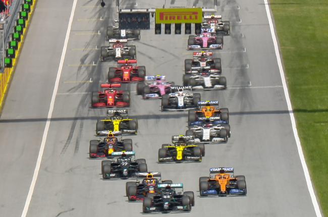 2020 Styrian Grand Prix (F1 / Twitter)