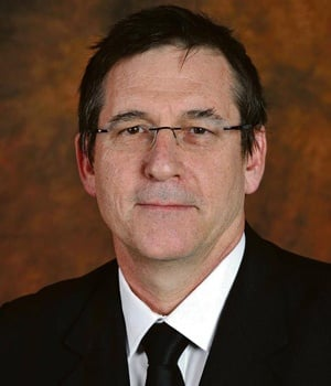 John Jeffery, deputy minister of justice and constitutional development. (File)