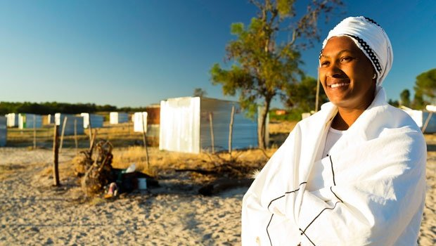 Everybody thought I was crazy - now I bring my calling as a sangoma