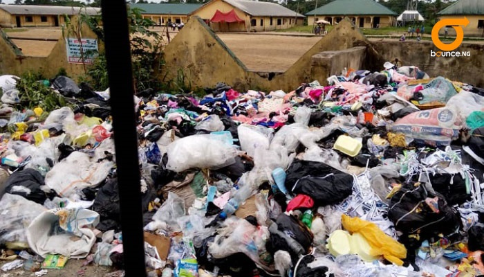 waste in bayelsa state and concerns