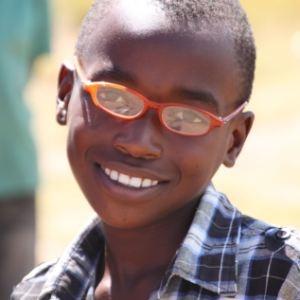 david highlights eye health in zambia