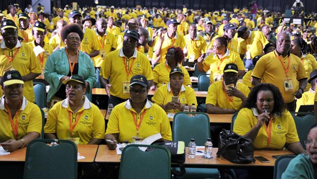 ANC NGC: Delegates share their thoughts