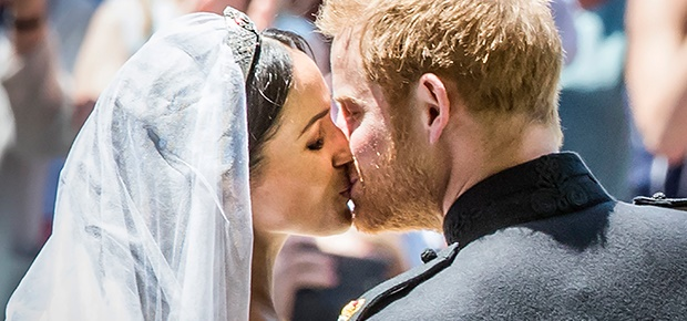 Royal Wedding Harry And Meghan.Prince Harry And Meghan Share Intimate Never Before Seen Wedding