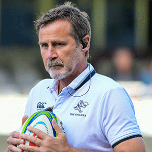 Sport24.co.za | Sharks part ways with coach Robert du Preez