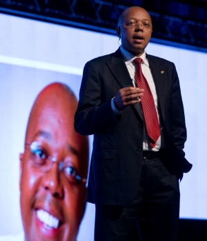 CEO of Proudly South African, Leslie Sedibe. (Photo: Supplied)