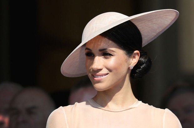 meghan markle at charle's 70th birthday